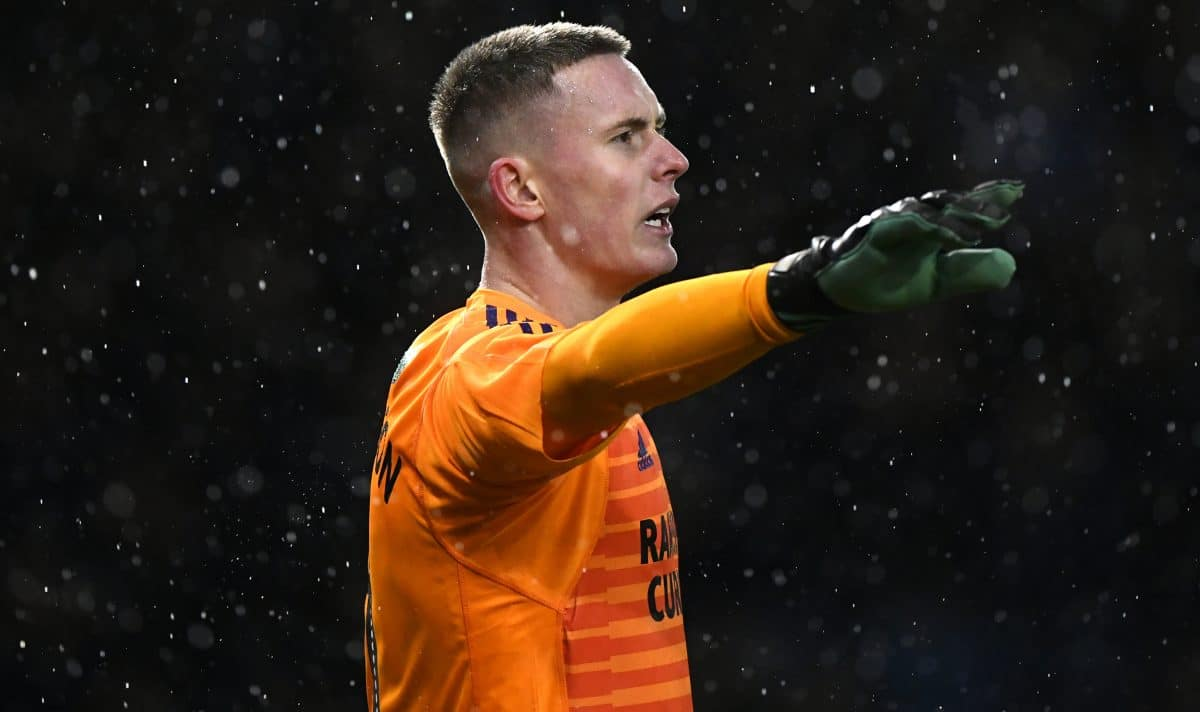 Sheffield United loanee Dean Henderson could be England No.1 before long.