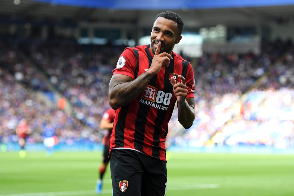 Bournemouth forward Callum Wilson has underperformed as a goal contributor for Bournemouth.