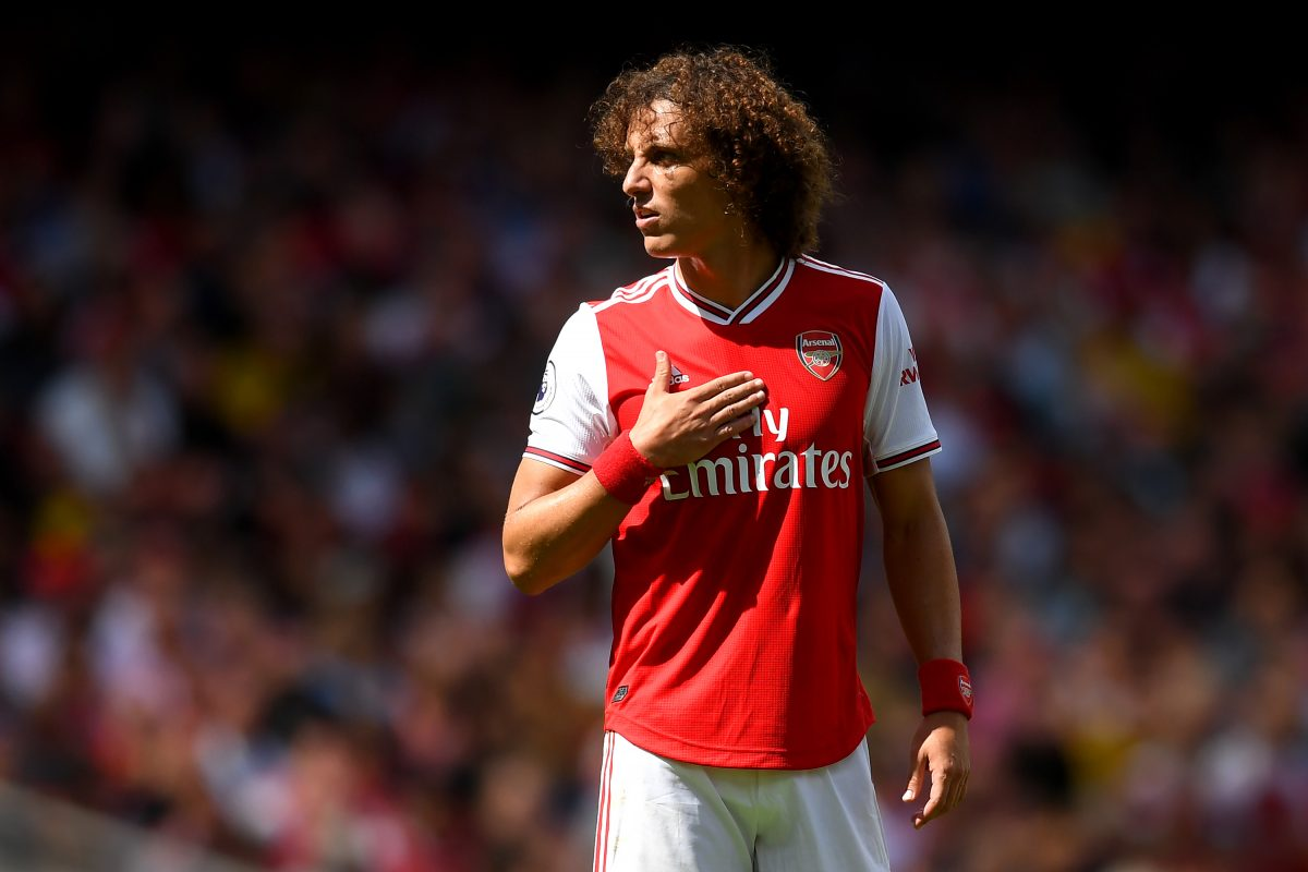 David Luiz has committed a number of high profile errors since arriving at Arsenal