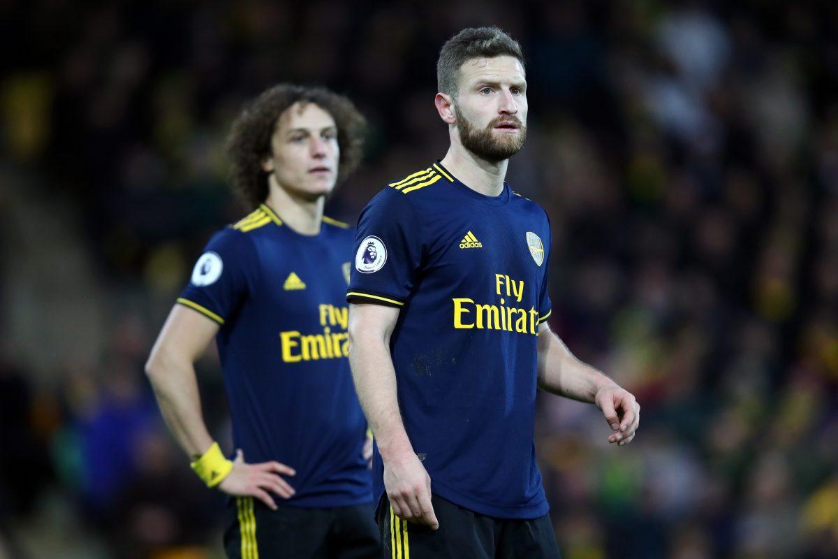 Could Shkodran Mustafi be replaced by Unai Núñez at Arsenal?