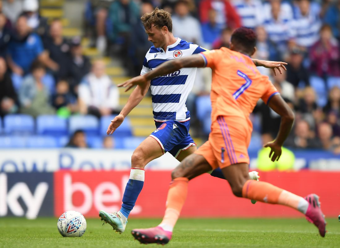 Sheffield United target John Swift in action for Reading
